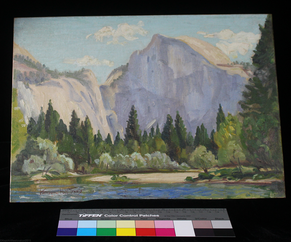 Half Dome After