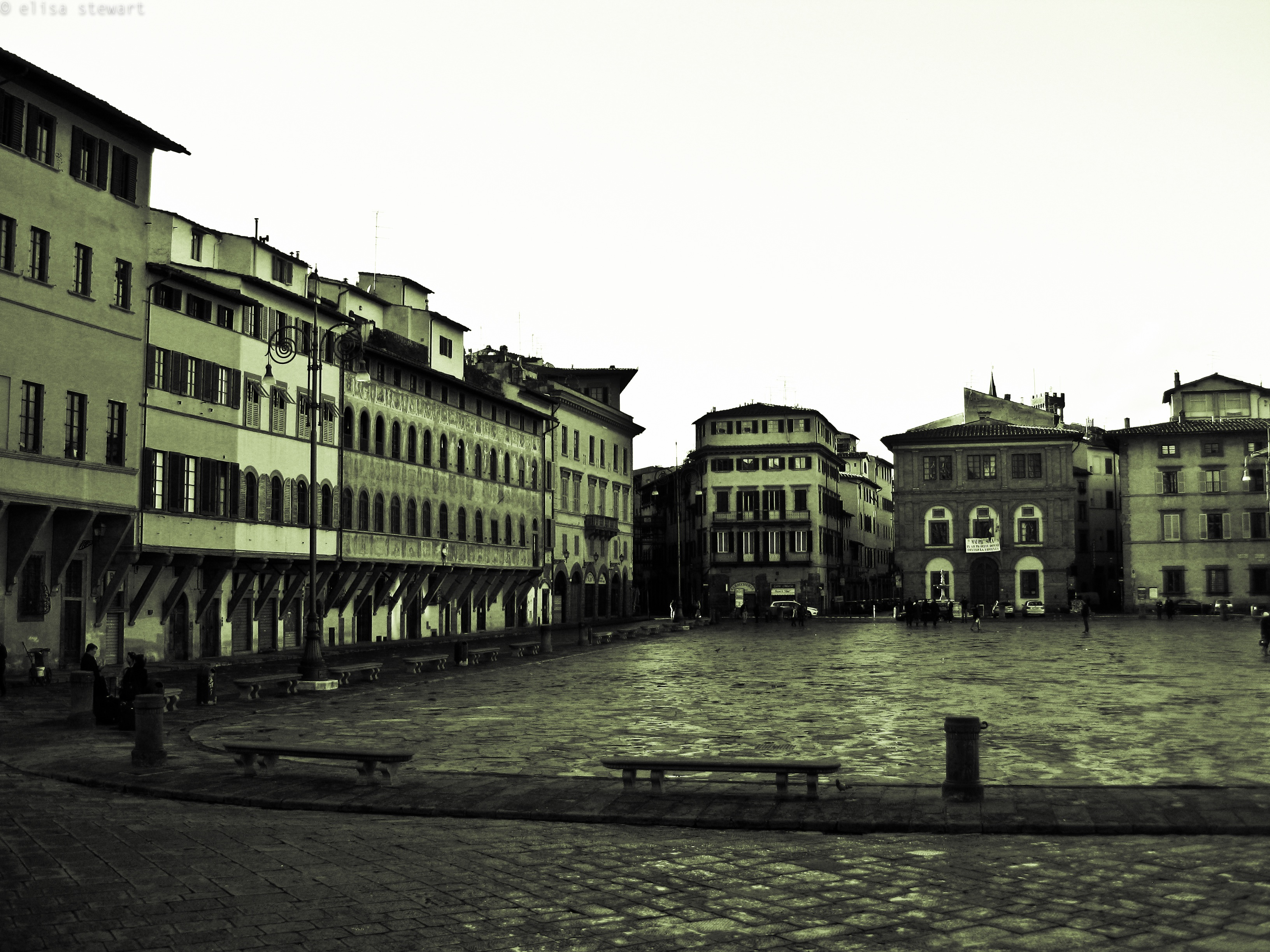 Nostalgic Piazza