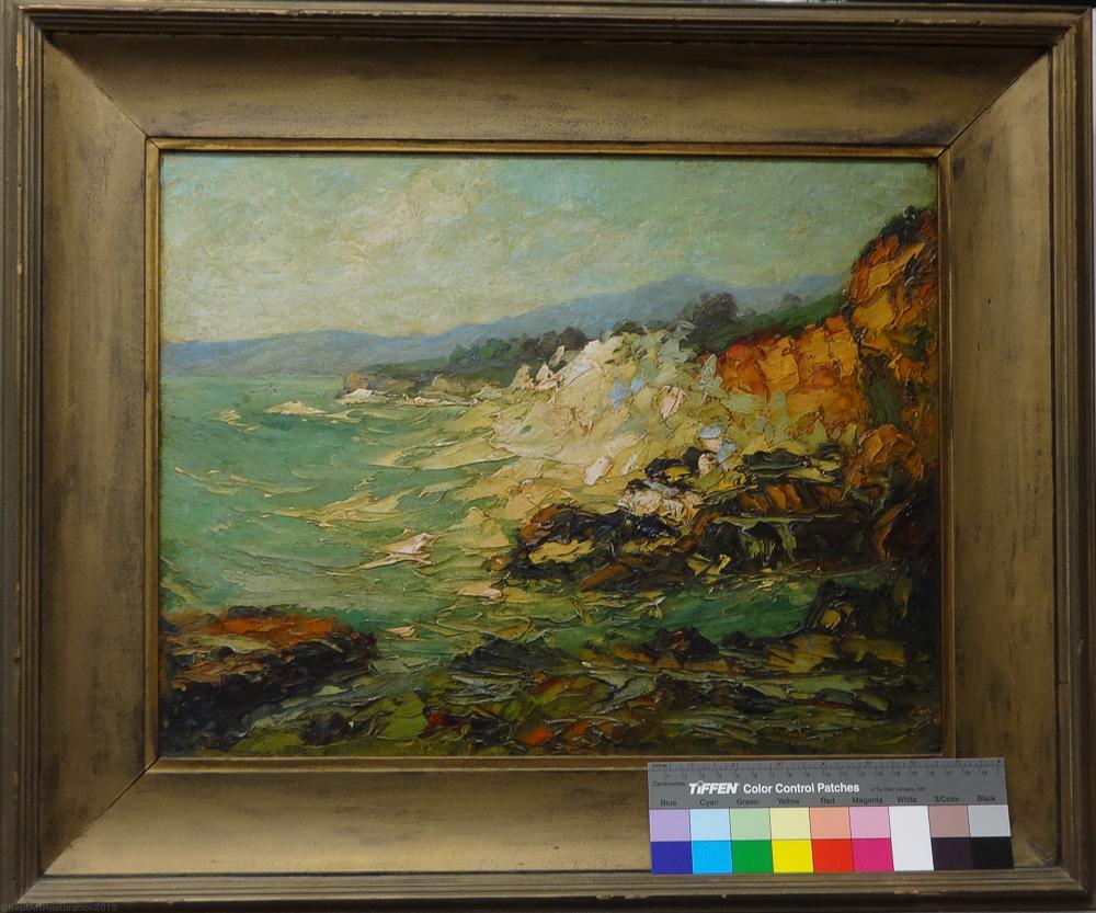 Seascape~Bischoff Before