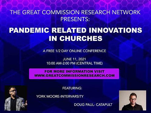 2021 Virtual Conference Registration