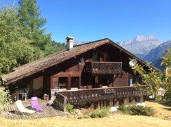 CHALET BLUEBERRY