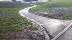 Walliwall path