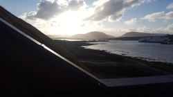 Coplands view harbour