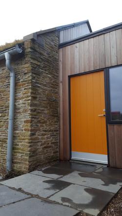 Coplands Drive front door