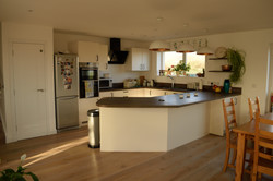 Bramblehope kitchen