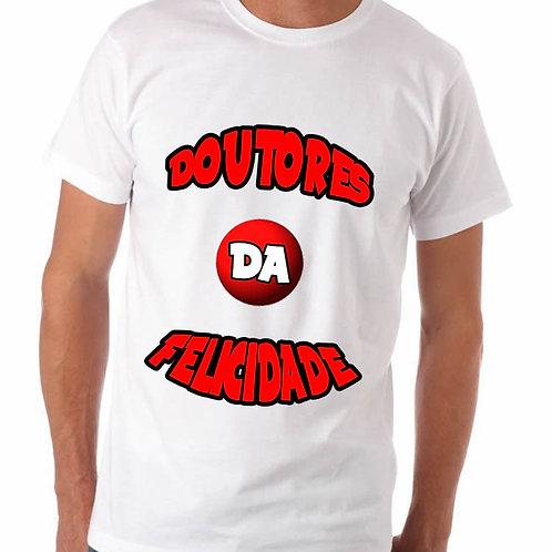 Camisa (Novo Modelo) - Doutores da Felicidade