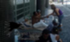 Projeto Cancun - Doutores da Felicidade e moradores de rua