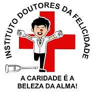 logomarca do instituto doutores da felicidade