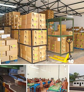Organic Spice Factory - Dambulla