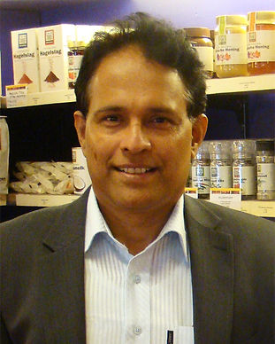 Dr. Sarath Ranaweera (Ph.D) - Chairman