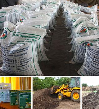 Eco Planet - Organic Fertilizer Factory - Naula