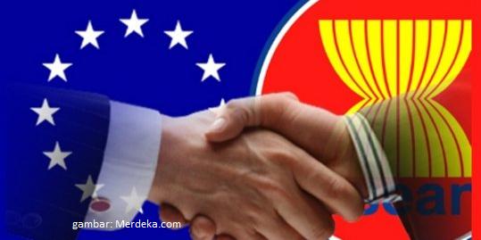 Antara ASEAN dan Uni Eropa