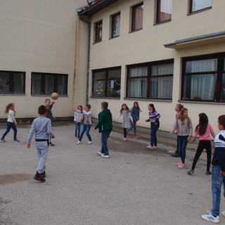 Podgorjen kyläkoulu 1.-4. luokkalaisille