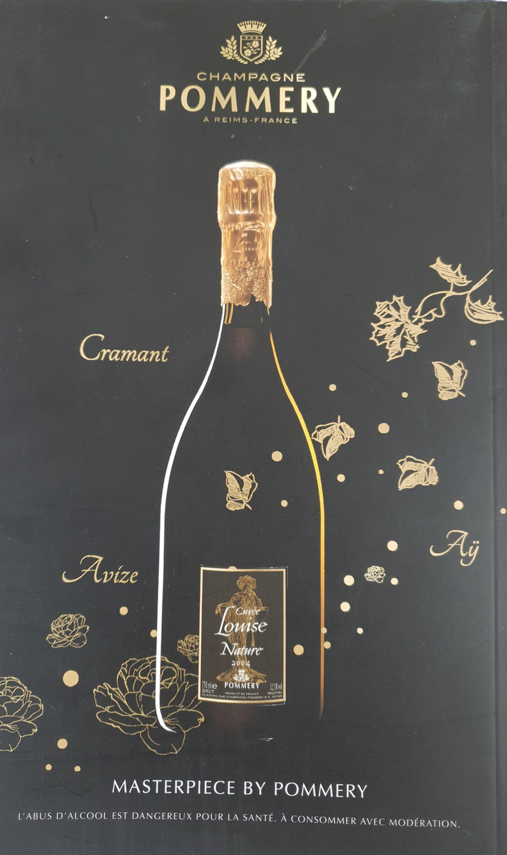Décadence et champagne