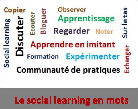 Développez votre « social learning » personnel