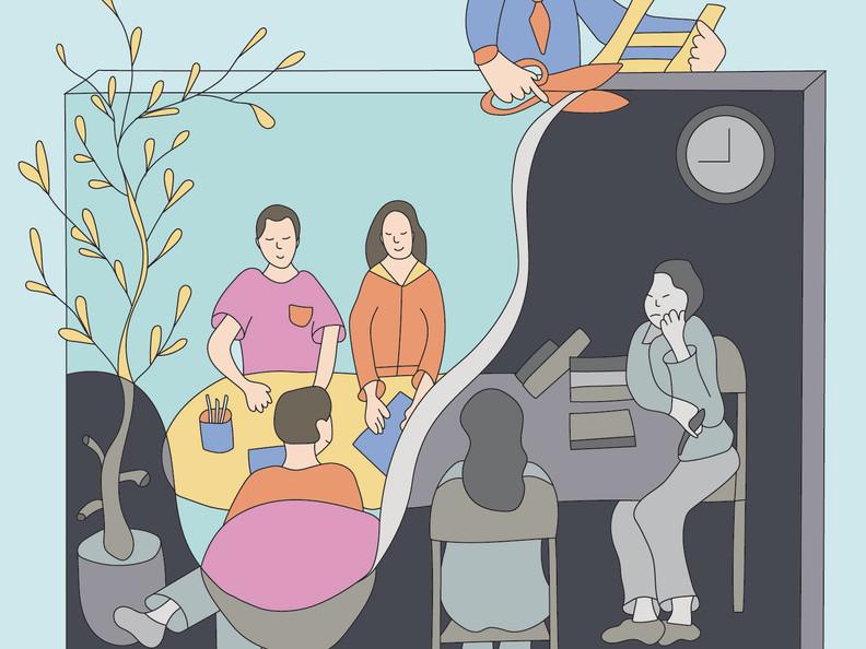 Un siècle d'erreur sur les motivations au travail