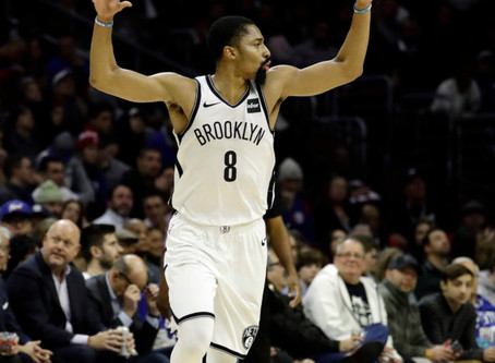 The NBA's Blockchain Problem: Spencer Dinwiddie