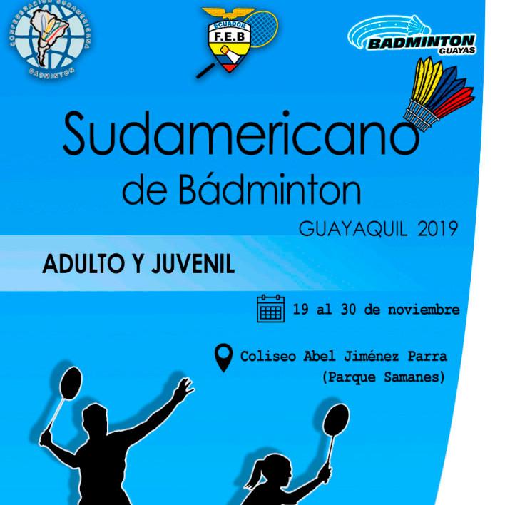 Campeonato Sudamericano de Badminton