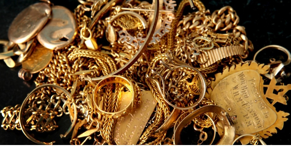 Pawn Loans on Gold Jewelry