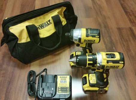 Pawn Loans on Dewalt, Makita or Milwaukee