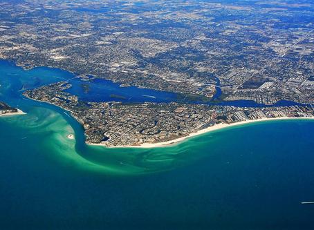 What makes Sarasota unique?