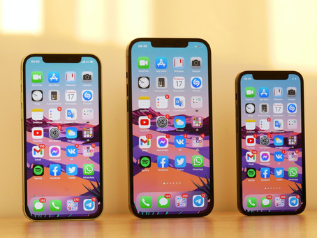 What can I pawn an iPhone 12 for?