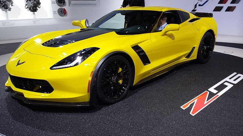 America's Super Car Z06