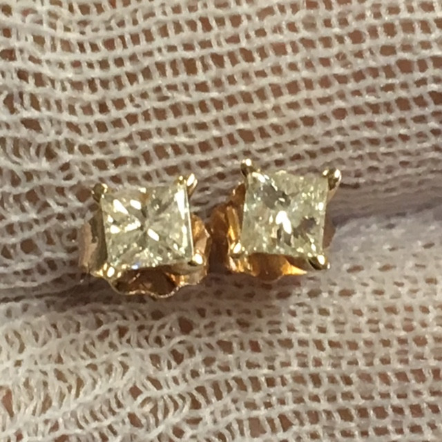 Princess Cut Diamonds @A&F Pawn Jewelry and Loan