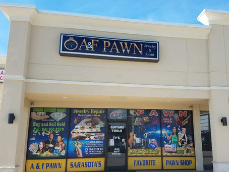 All To Know About A&F Sarasota Pawn Shop