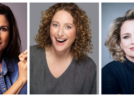 Stephanie J. Block, Judy Gold, and Cady Huffman join our rotating cast in Women on Fire