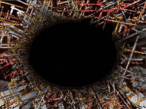 Black Hole Headache