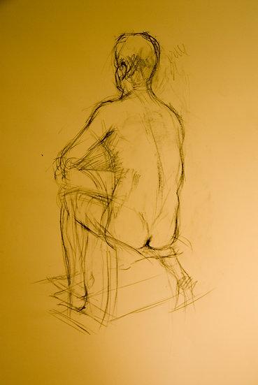 Line drawing 9