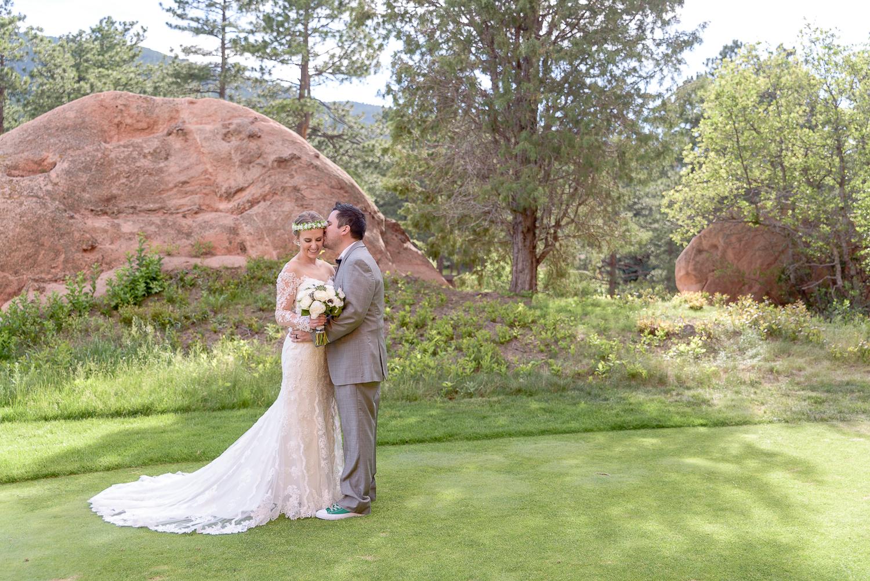 Bride and Groom, Colorado