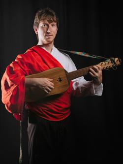Stanislav Germain - Laud y guitarra