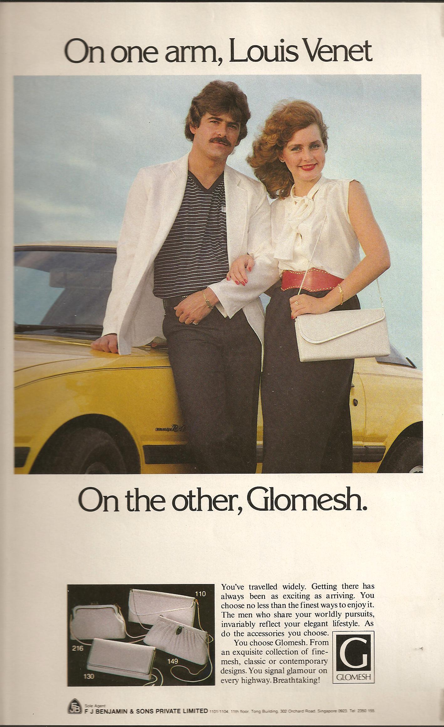 Glomesh Handbags