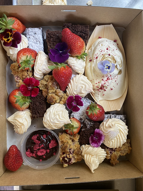 Sweet platter