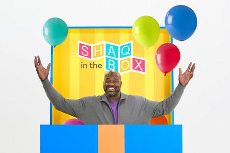 SHAQ IN THE BOX