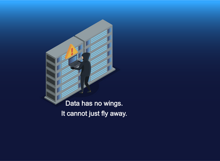 Data has no wings - Part 2