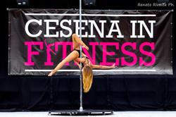 La Pole dance di Claudia