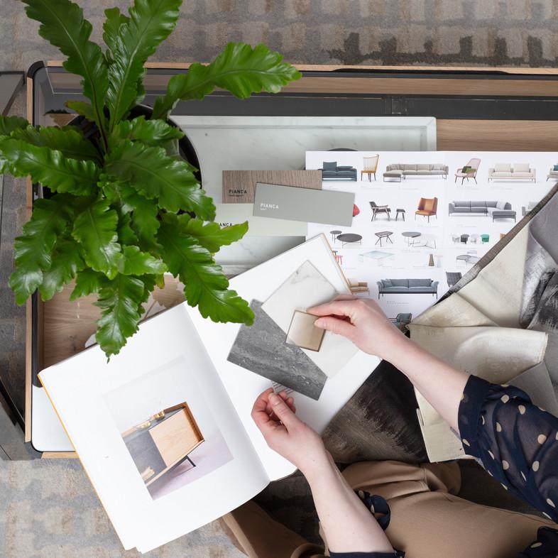 Catalog Interior Design