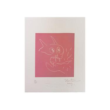 Pink Cat - Haritorn Akarapat
