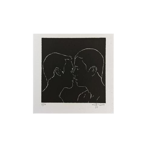 The Kiss - Myrtille Tibayrenc