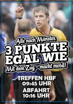 Alle nach Münster!