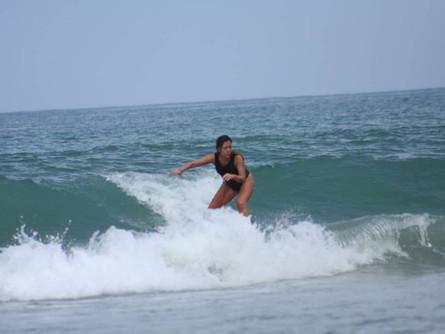 Aulas de surf para iniciantes