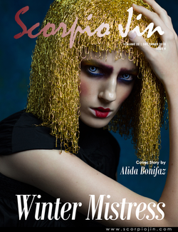 Scorpio Jin Magazine Volume 22_Issue_4_W