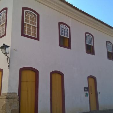 Centro Cultural de Paraty (SESC)