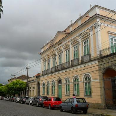 Restauração da Casa do Barão do Ribeirão
