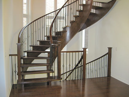 Staircases & Railings