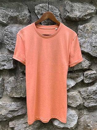 Dámské tričko bez potisku - růžové