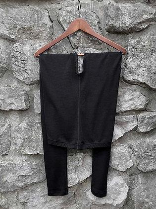 Pánské funkční kalhoty - bio merino vlna
